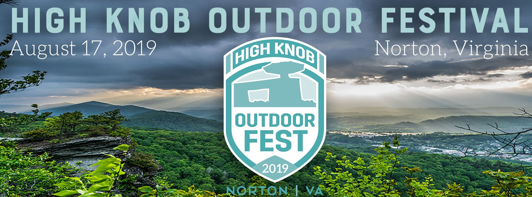 Photo of flyer for High Knob Outdoor Festival