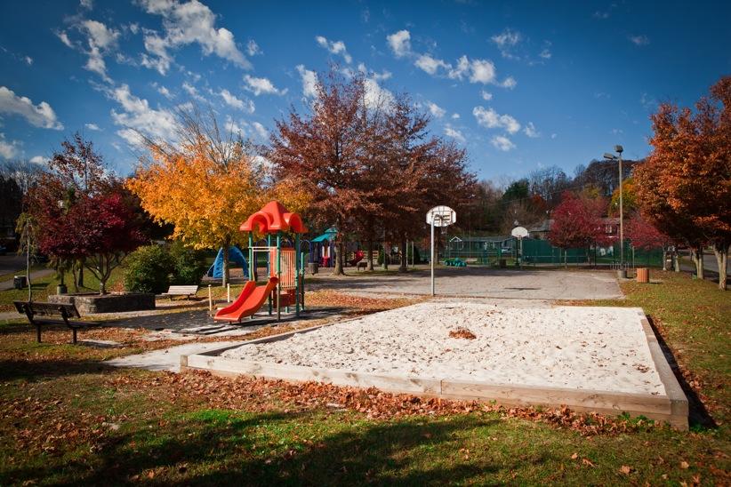 11th Street Park -Fall